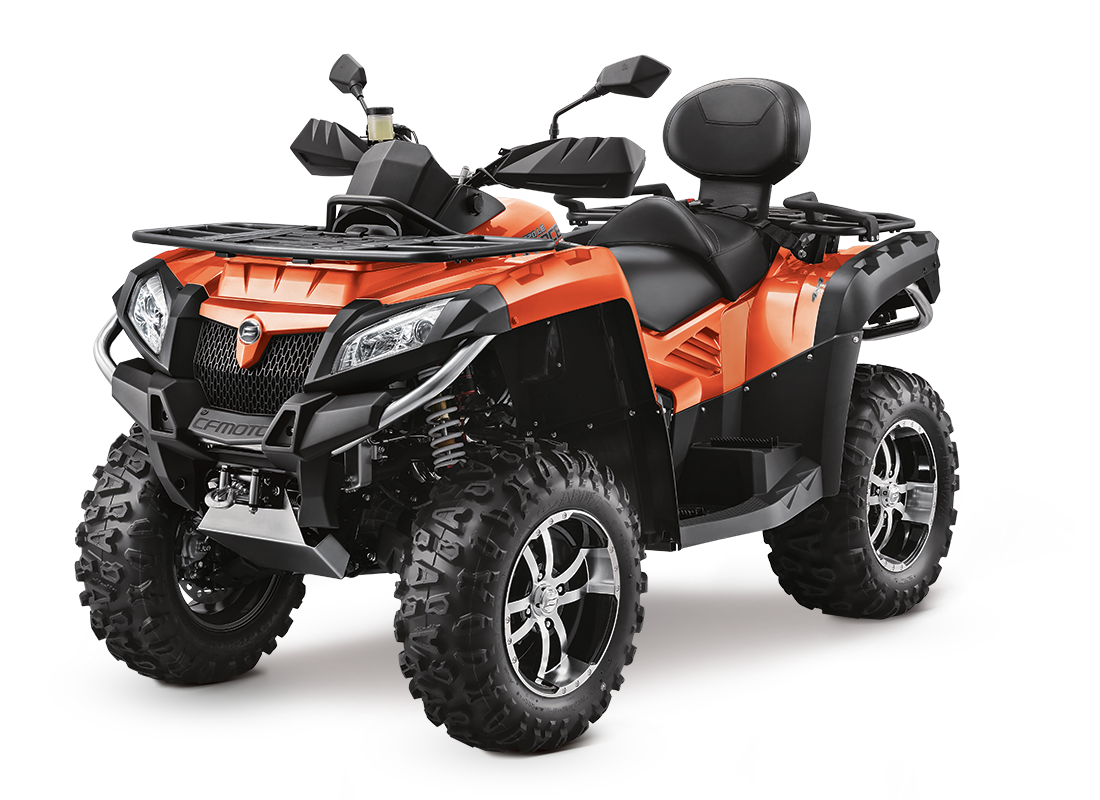 Gladiator X8 V-twin DeLuxe EPS FACELIFT