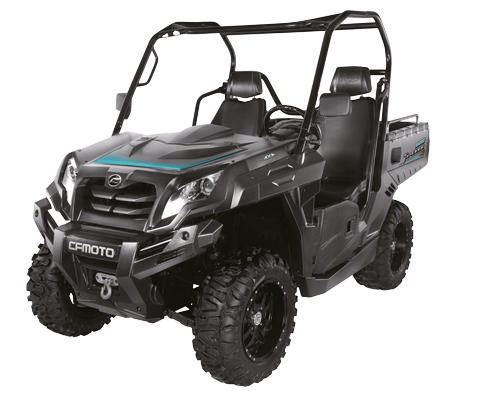 Gladiator UTV 830 EFI V-twin